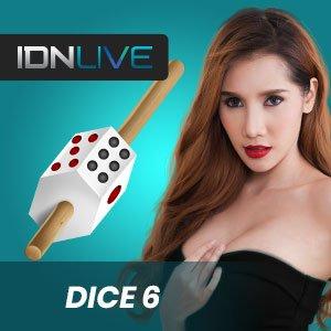 Dice 6 IDNLIVE