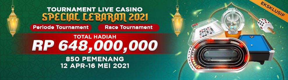 tournament idnlive special lebaran 2021